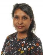 Dr Amudha Poobalan