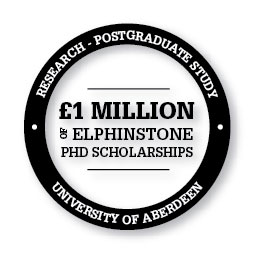 Elphinstone PhD Scholarships