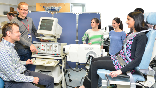 Image for Dedicated Teaching Labs