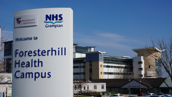 Image for Foresterhill Health Campus