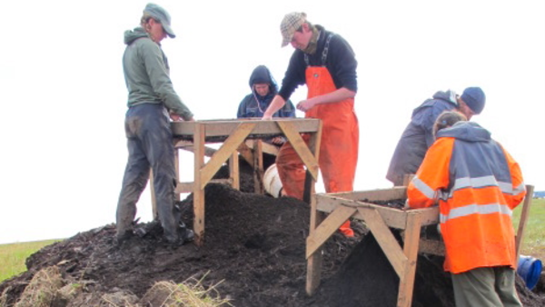 Image for Nunalleq Project and Archaeological Field School in Quinhagak, Alaska