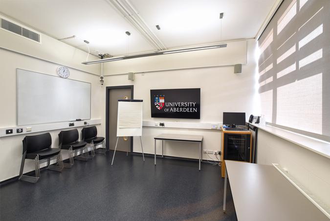 Alumni Centre Room Booking