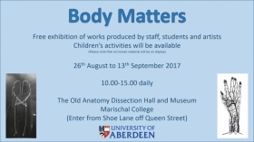 Body Matters Exhibition