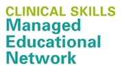 Clinical Skills Managed Education Network logo