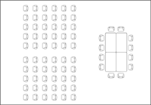 Theatre 60 and Boardroom 12