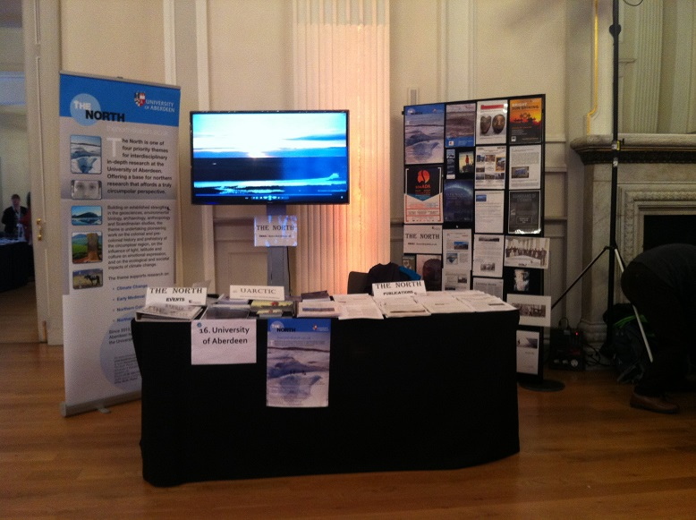 Exhibition Stand Circle : Scotland and the new north november news