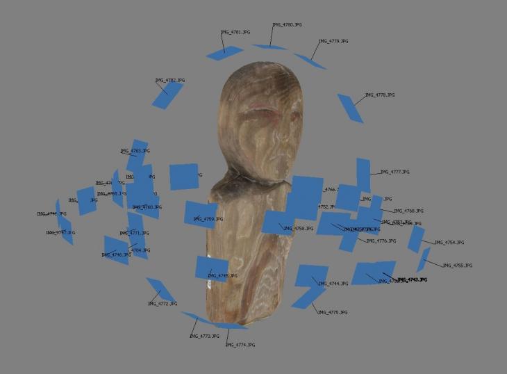 Jacquelyn Dawn Graham 3D digital model