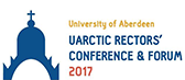 UArctic Rectors' Forum & Conference August 2017